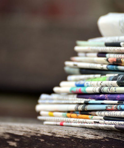 Blog medialandschap kranten online organisatie