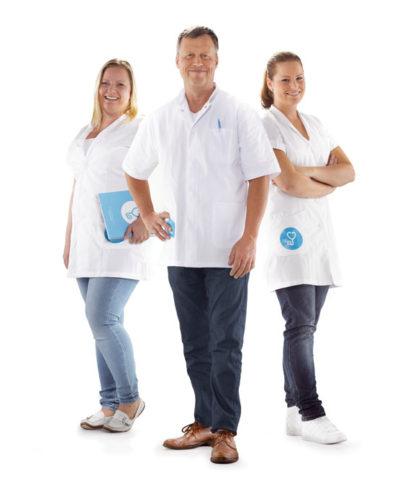 Verpleegkundigen van HappyNurse