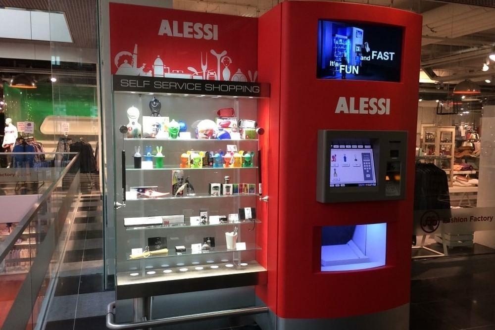vending kiosk Intos-Interior-Solutions