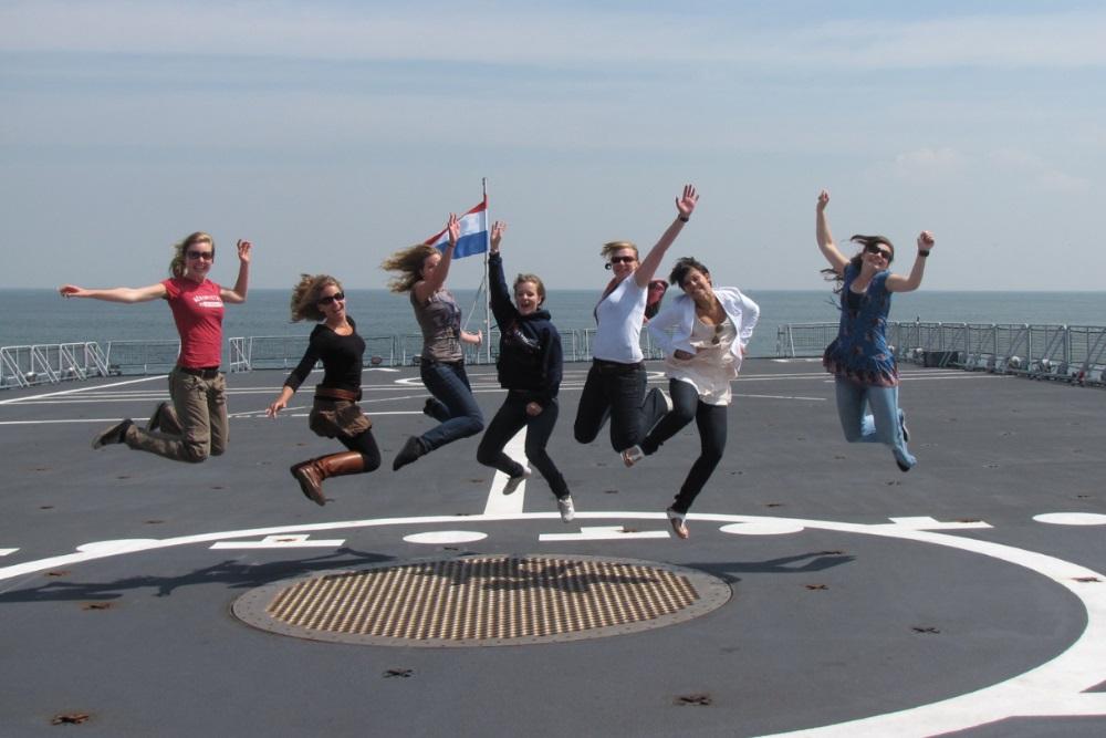 Meidenvaardag Koninklijke Marine