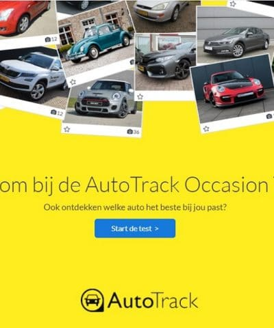 AutoTrack Occasion Test