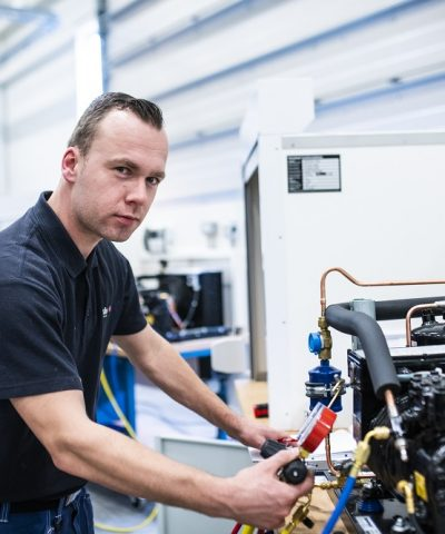 IJskoud en ROVC starten opleiding koeltechniek in Amsterdam
