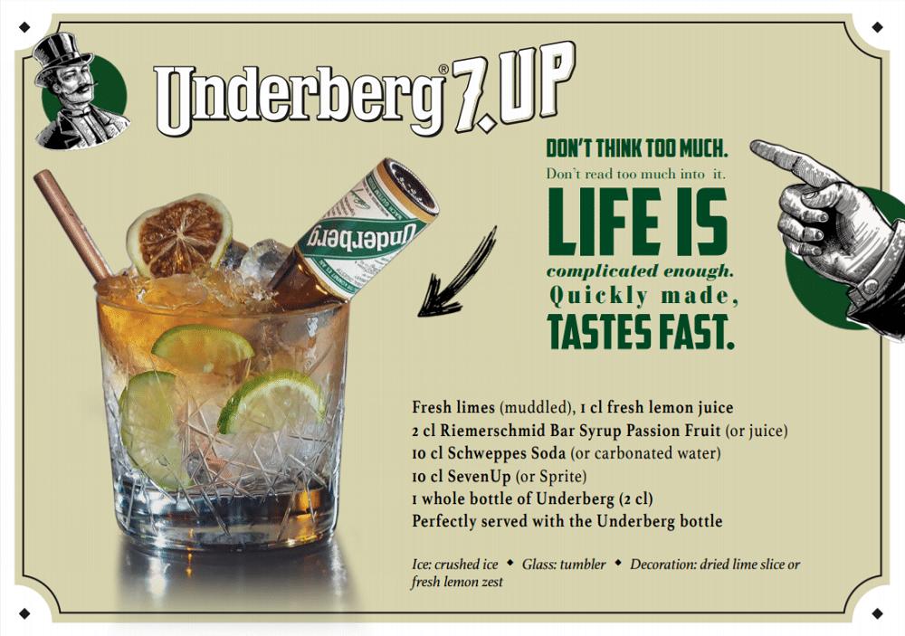 underberg 7-up