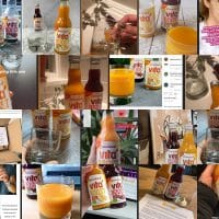 Zonnatura productsampling influencers