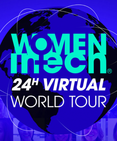 PR lancering: 24 hour virtual conference voor Women in Tech