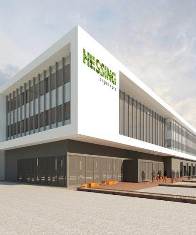 Hessing Supervers uit Zwaagdijk is voornemens een nieuwe fabriek van de toekomst te bouwen in het gebied Greenport Venlo in Noord-Limburg.