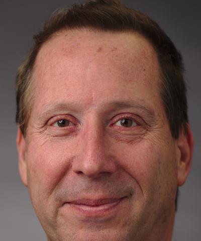 Jeroen Baten, operationeel marketing manager van de UBports Foundation.